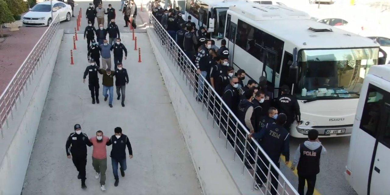 Son Dakika: Konya'daki silahlı suç örgütü operasyonunda flaş gelişme